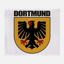 Dortmund Throw Blanket