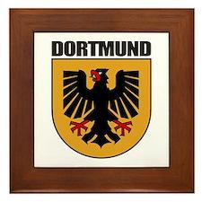 Dortmund Framed Tile