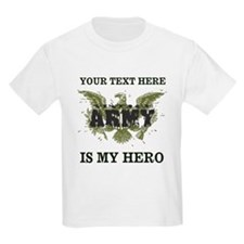 Personalizeable Army Hero T-Shirt