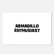 Armadillo Enthusiast Postcards (Package of 8)