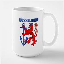 Dusseldorf Large Mug
