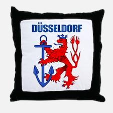 Dusseldorf Throw Pillow