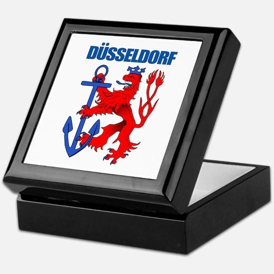 Dusseldorf Keepsake Box