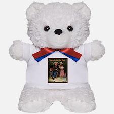 Cute Public radio Teddy Bear