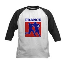 Rugby player France Tee