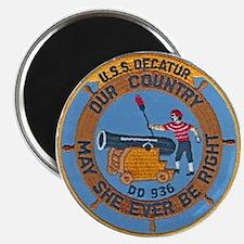 USS DECATUR Magnet