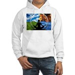 French Flavors, One's True Self, Hooded Sweatshirt