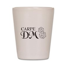 Carpe DM Shot Glass