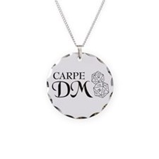 Carpe DM Necklace