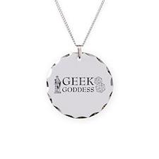 Geek Goddess Necklace