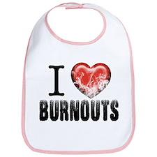 Unique Burnout Bib