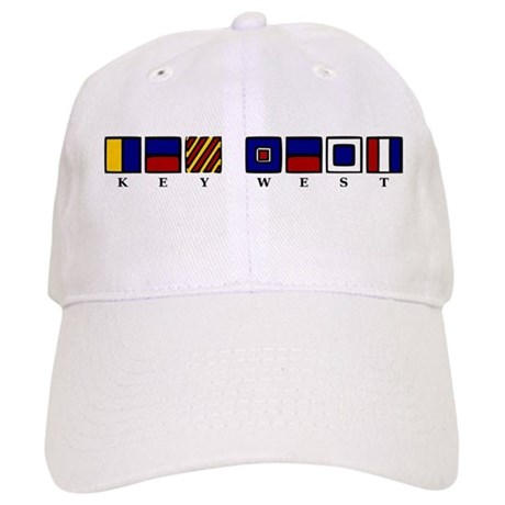 Nautical Key West Cap