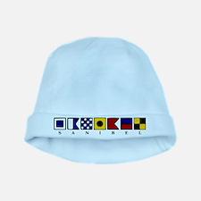 Sanibel Island baby hat
