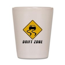 Drifting Shot Glass