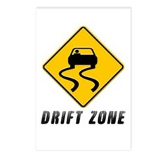 Cool Drifting Postcards (Package of 8)
