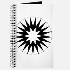 Cute Star illusion Journal