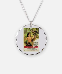 Young Tarzan Necklace