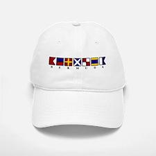 Nautical Bermuda Baseball Baseball Cap