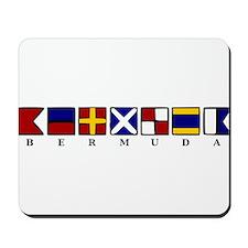 Nautical Bermuda Mousepad