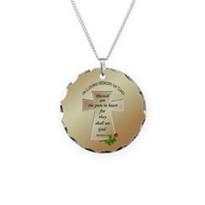 In Loving Memory of Dad Necklace