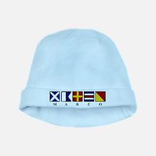 Marco Island baby hat