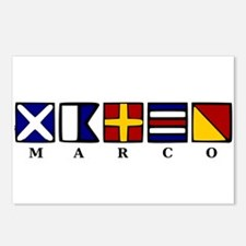 Marco Island Postcards (Package of 8)