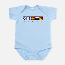 Marco Island Infant Bodysuit