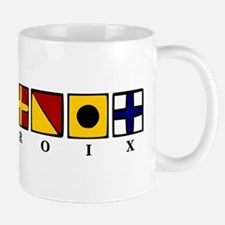 Nautical St. Croix Mug
