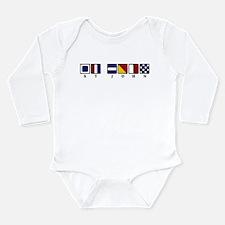 St. John Long Sleeve Infant Bodysuit
