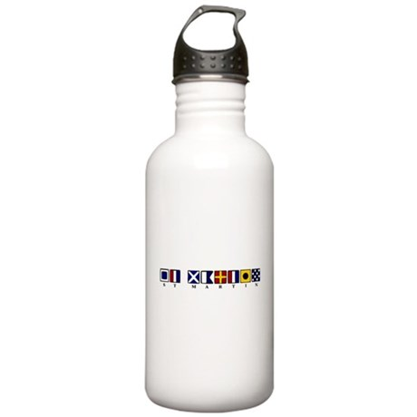St. Martin Stainless Water Bottle 1.0L