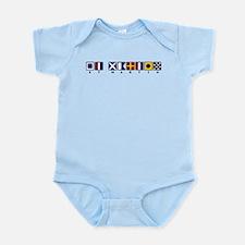 St. Martin Infant Bodysuit
