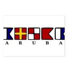 Nautical Aruba Postcards (Package of 8)