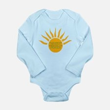 Create Your Own Sunshi Long Sleeve Infant Bodysuit