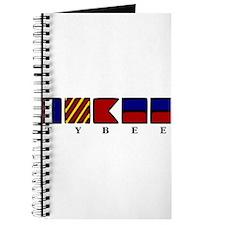 Nautical Tybee Island Journal