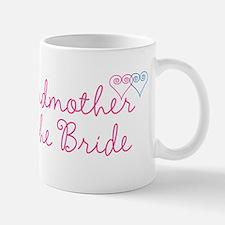Bride Wedding Set 1 Small Mugs