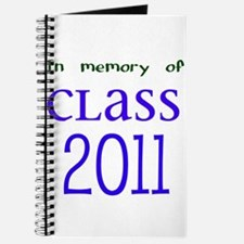 In Memory of Class 2011 Journal
