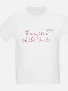 Wedding Set 1 Daughter of Bri T-Shirt