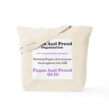 Pagan And Proud Tote/Shopping Bag