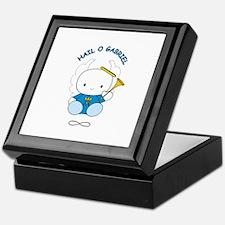Cute Archangel gabriel Keepsake Box