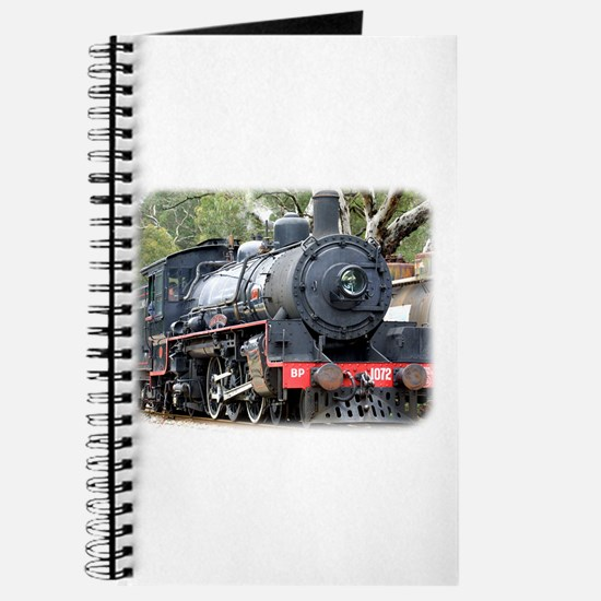 Zig Zag Railway Steam Locomotive 9J54D-01 Journal