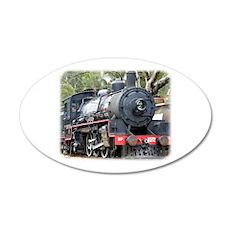Zig Zag Railway Steam Locomotive 9J54D-01 22x14 Ov