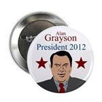 Alan Grayson for President campaign button