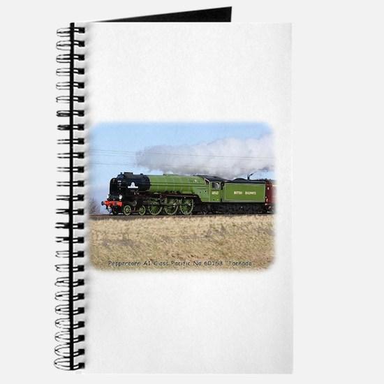 A1 Steam Loco Tornado 9Y487D-105 Journal