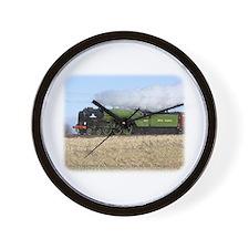 A1 Steam Loco Tornado 9Y487D-105 Wall Clock