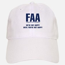 FAA - Mission Statement Baseball Baseball Cap