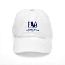 FAA - Mission Statement Baseball Cap