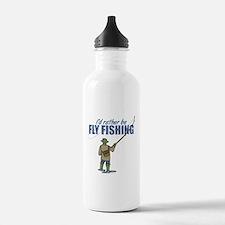 Fly Fishing Water Bottle