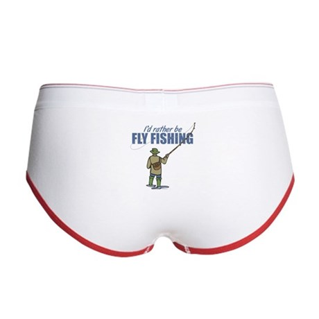 Fly Fishing Women's Boy Brief