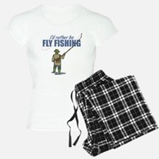 Fly Fishing Pajamas