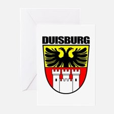 Duisburg Greeting Cards (Pk of 10)